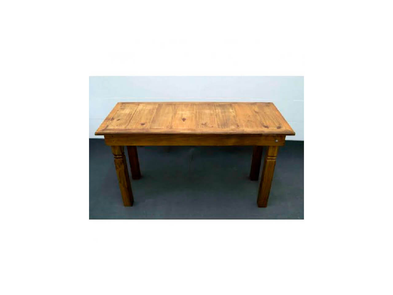 Mesa de madeira rustica 1,70x0,80