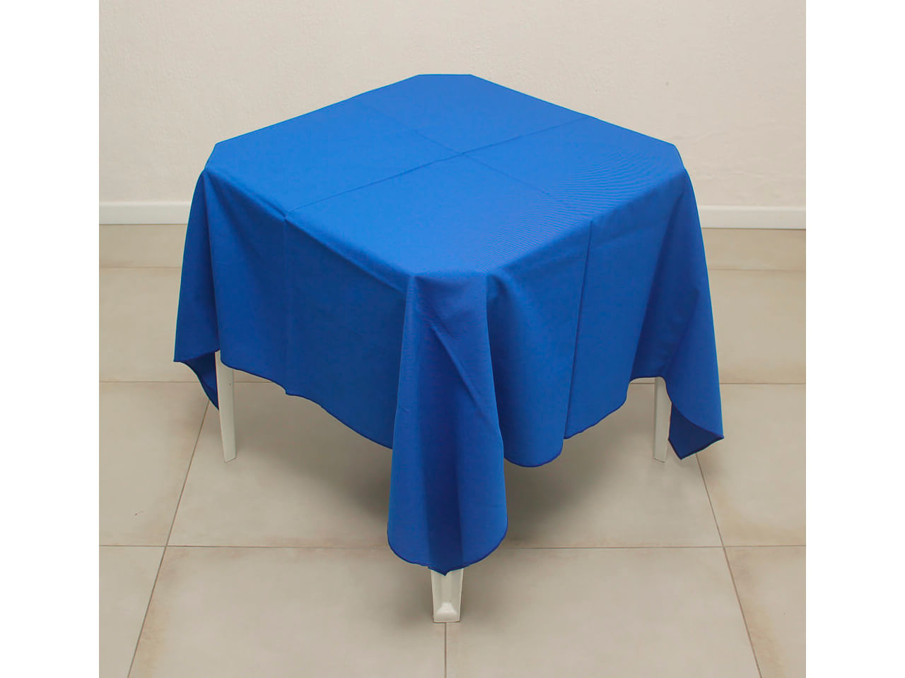 Toalha Azul Royal de oxford 1,5x1,5