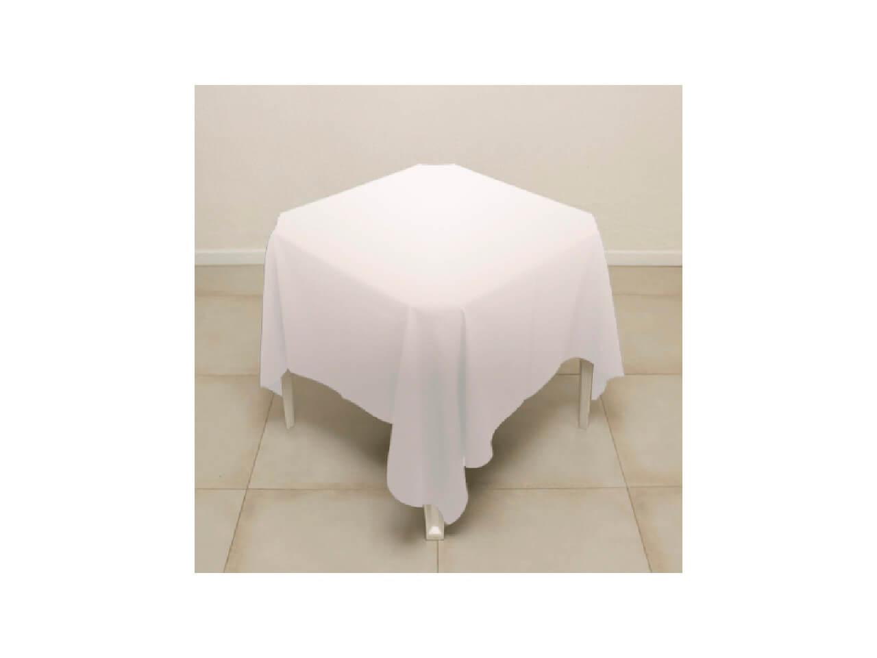 Toalha de mesa 1,5x1,5 - Varias cores