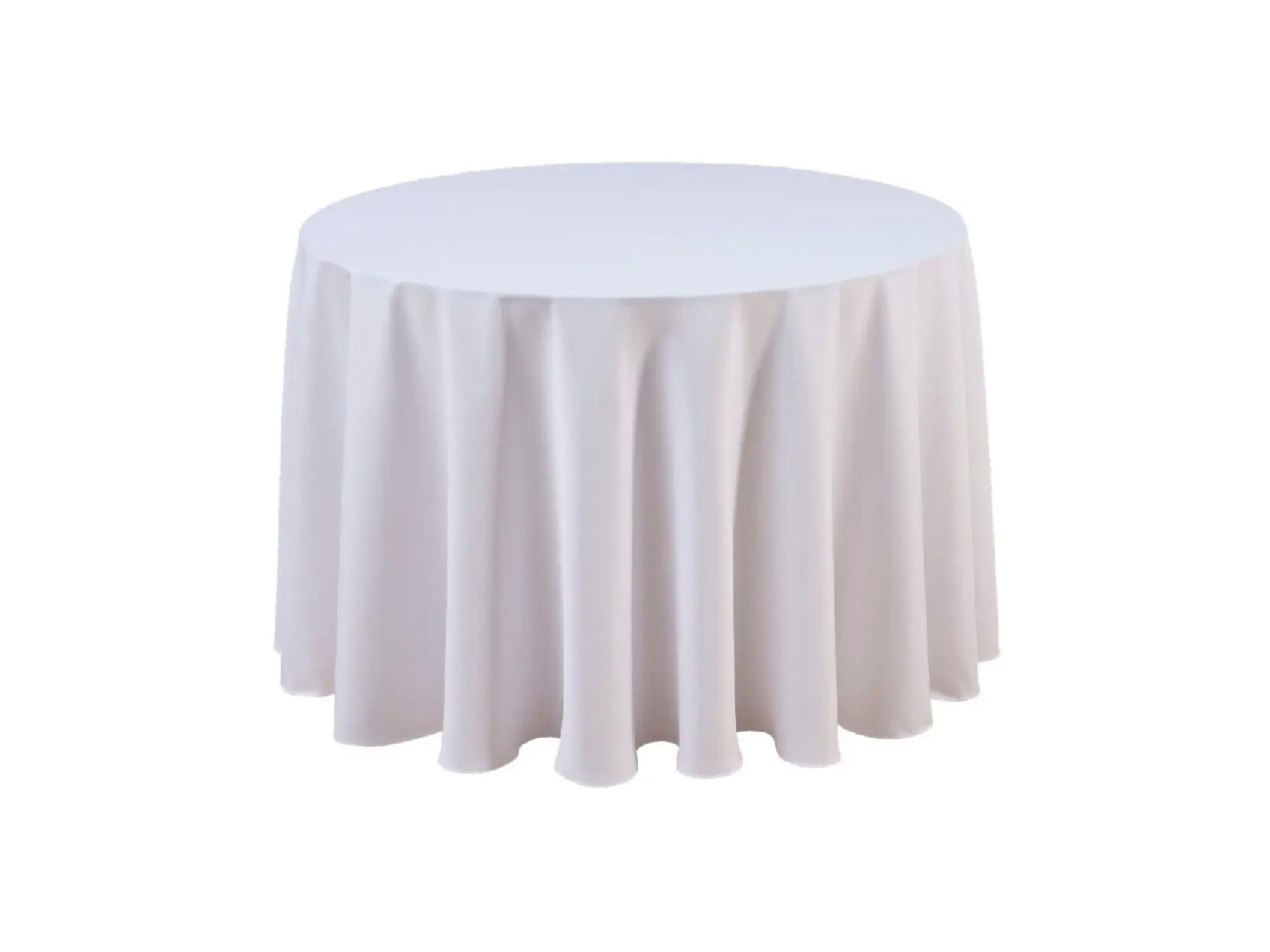 Toalha de mesa redonda 3m